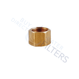 Watts Premier 131002 Brass Compression Nut