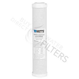 "Carbon Filter 20"" x 4.5"" 5 Micron - Watts"