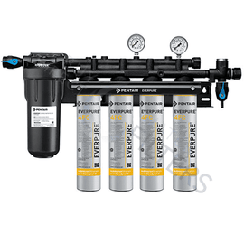 EVERPURE EV9328-44 COLDRINK 4-4FC FOUNTAIN SYSTEM - Buy Direct Water Filters