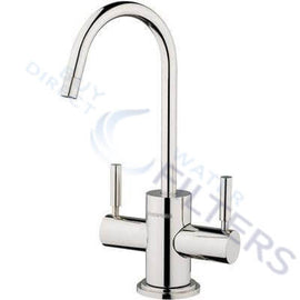 Exubera Polished Stainless Steel Faucet EV90084- Everpure