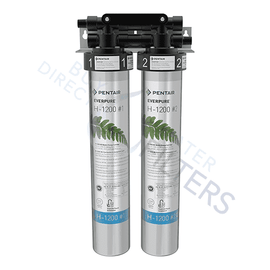 Drinking Water System- Everpure H-1200 EV9282-00 - Buy Direct Water Filters