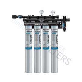 Everpure® Insurice® Quad-I40002 Filtration System EV932504 - Buy Direct Water Filters