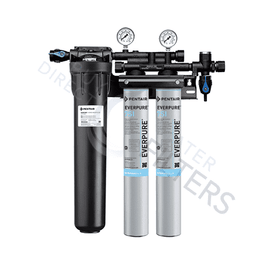 Everpure® Insurice® Twin PF - 7SI Filtration System EV932473 - Buy Direct Water Filters