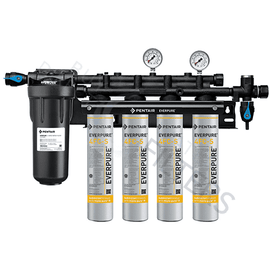 Everpure® Insurice® Quad 4FC-S Filtration System EV932744 - Buy Direct Water Filters