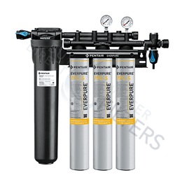 Everpure® Insurice® Triple 7FC-S Filtration System EV932773 - Buy Direct Water Filters