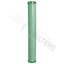 Filtrex Chloraguard 1 Mic Carbon Block Filter w/ Chloramine Reduction - Buy Direct Water Filters