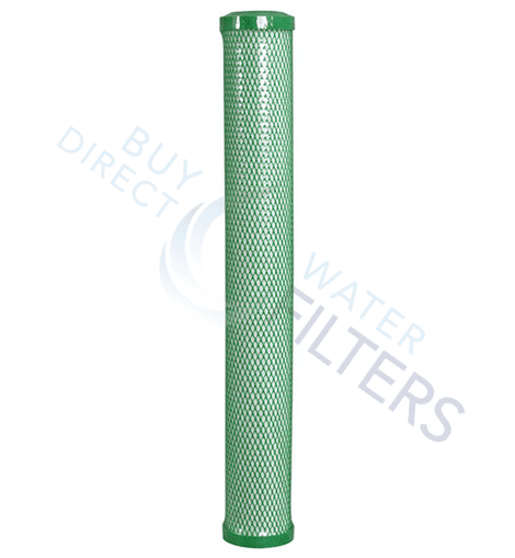 Filtrex 1 Micron Cyst Series GreenBlock Filters - Buy Direct Water Filters