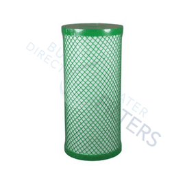 Filtrex 10 Micron CL2 Series Green Block Filter - Buy Direct Water Filters