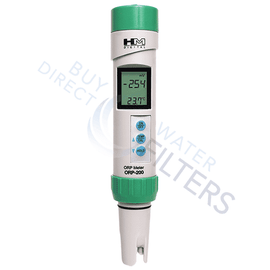 HM Digital Waterproof ORP Hand Held Meter - Buy Direct Water Filters