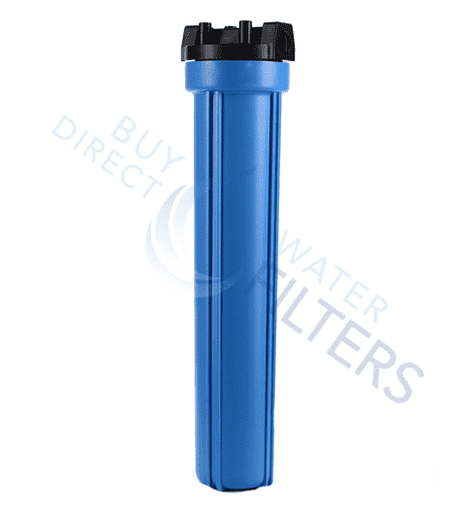 HF5 Filter Housing 20 x 2.5 - Hydronix | Buy Direct Water Filters