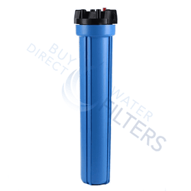 "Hydronix  3/4 Connection 20"" x 2.5"" w/PR Housing - Buy Direct Water Filters"