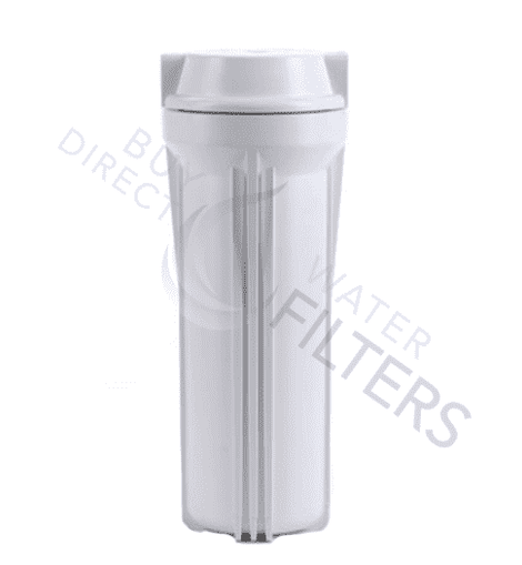 Hydronix Water Filter Housing HF2-10WHWH14 - Buy Direct Water Filters