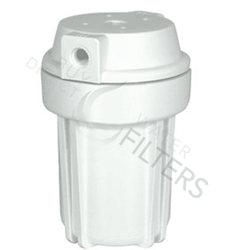 Hydronix Water Filter Housing HF2-5WHWH14 - Buy Direct Water Filters