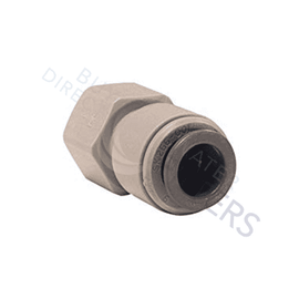 John Guest Female Flare Connector FFL Thread - Buy Direct Water Filters