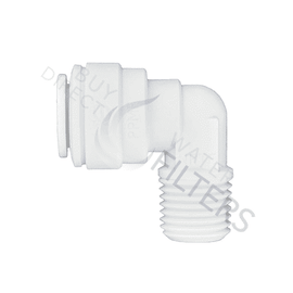 John Guest Fixed Elbow NPTF Thread - Buy Direct Water Filters