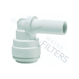 John Guest Plug In / Stem Elbow - Buy Direct Water Filters