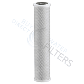 "KX Matrikx 9.75""  +CR1 Carbon Block 0.5 Mic Filter - Buy Direct Water Filters"