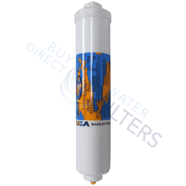 "K2556-JJ Inline Filter ALL KDF-55 - Omnipure 10""x 2"""