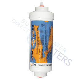 Inline Sediment- Omnipure E5505 5 Micron - Buy Direct Water Filters