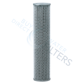 Pentek C1-20BB Carbon Impregnated Cellulose 5 MIC Filter