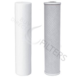 Kenmore 38461 Compatible 2-Stage Replacement Filter