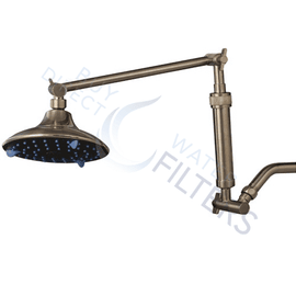 Sprite Shower-Up Double Extension Arm FXD-BN-P6