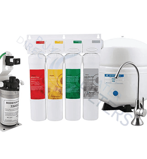 Reverse Osmosis System - Watts Premier Zero Pure