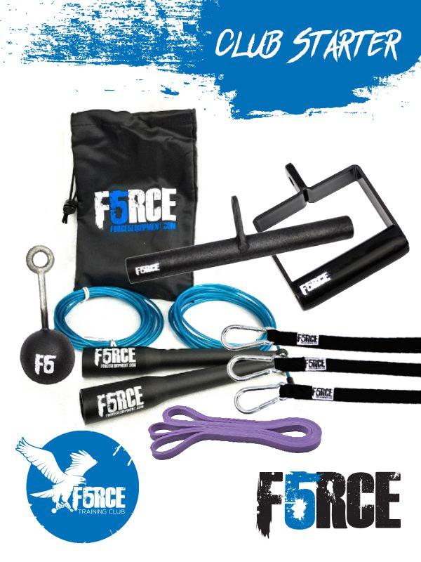 Force5 training club starter kit
