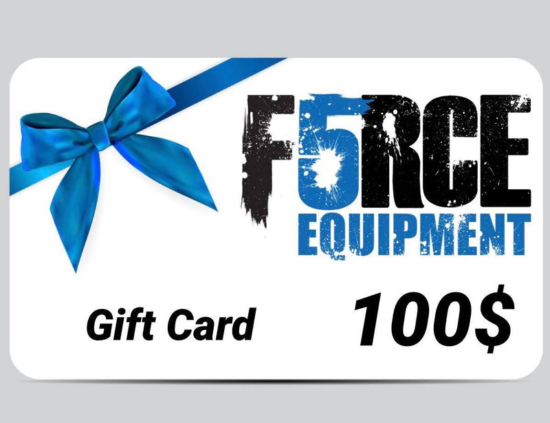 Force5 Equipment USA Gift Card