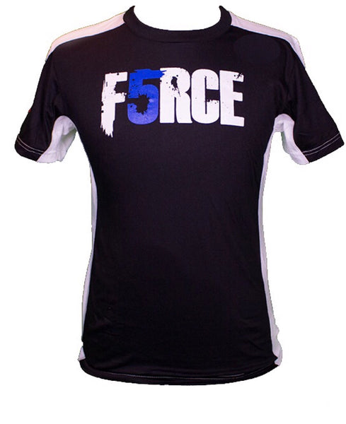 Force5 Black and White / Men T-shirt - Force5 Equipment