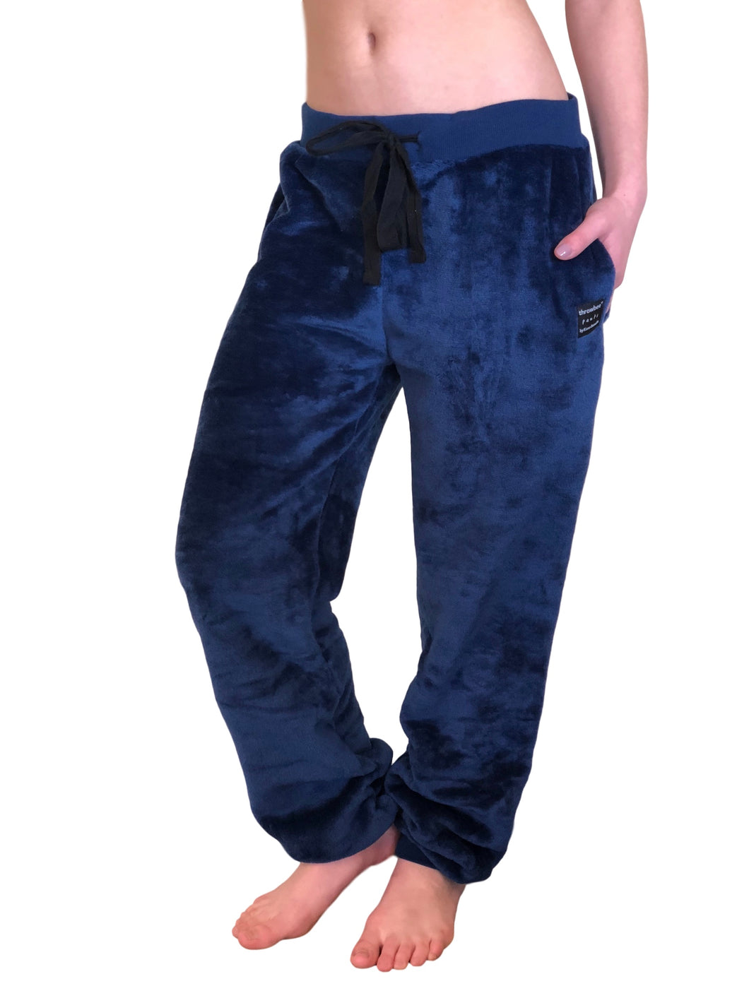 throwbee PANTS - Blue (unisex)