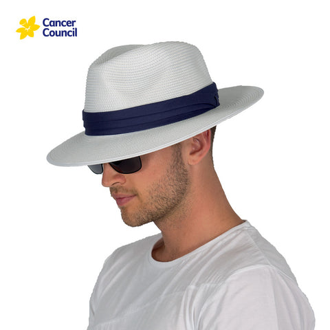 CANCER COUNCIL - FEDORA HAT