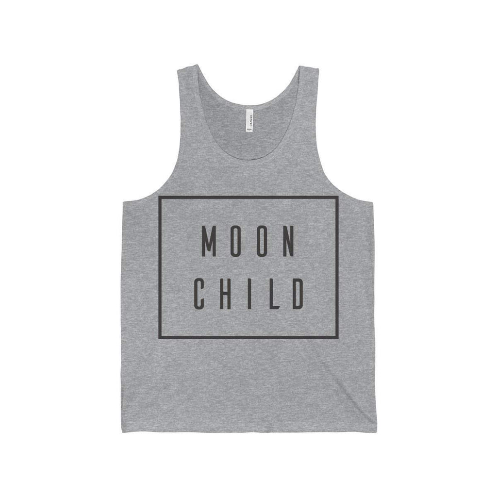 Moon Child Jersey Tank-Tank Top-famenxt