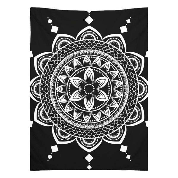 Mandala from my15bohemianart Collection Tapestries-Wall Tapestry-famenxt