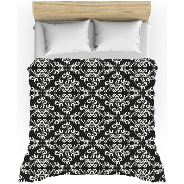 Ornate Lace from my15bohemianart Collection Duvet Cover-Duvet Cover-famenxt