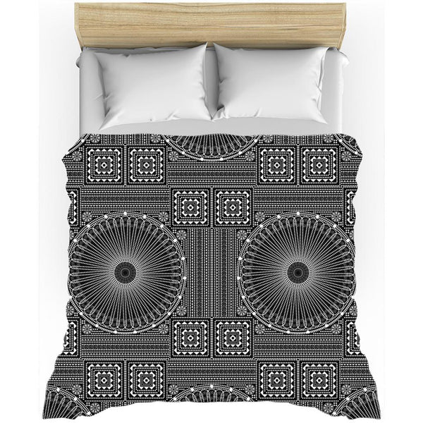 Gujarat Bandhani from my15bohemianart Collection Duvet Cover-Duvet Cover-famenxt