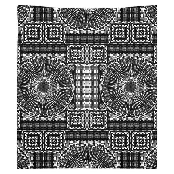 Gujarat Bandhani from my15bohemianart Collection Tapestry-Wall Tapestry-famenxt