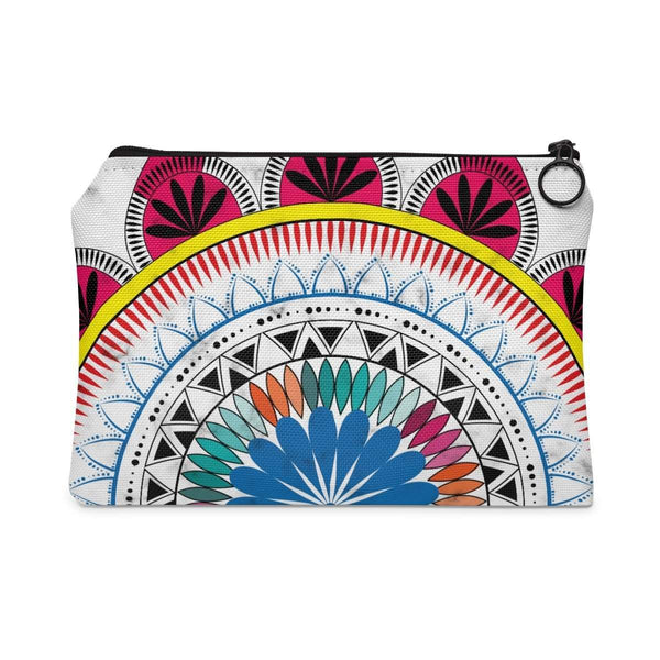 Colors of Mandala Accessory Pouch-accessory pouches-famenxt