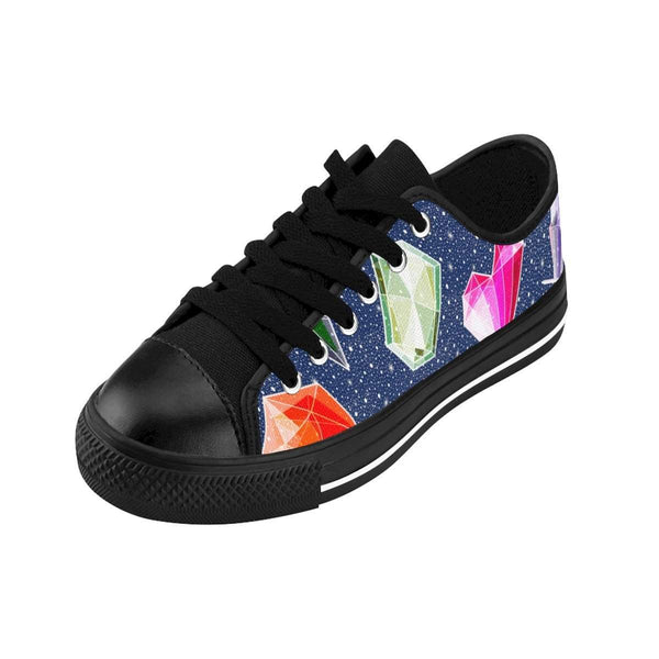 Crystal gems and stones Women's Sneakers-Shoes-famenxt
