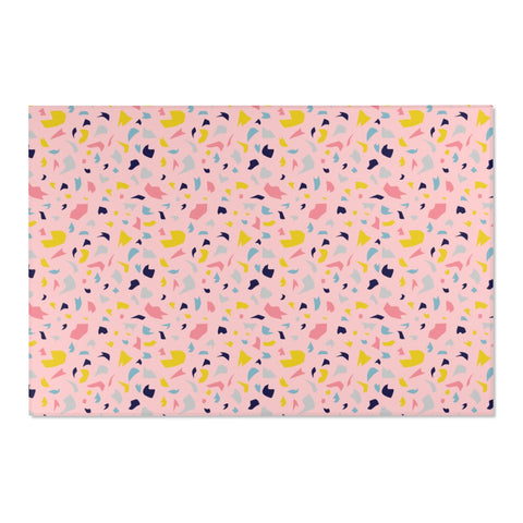 Terrazzo Pattern Area Rugs 2x3, 3x5, 4x6-Home Decor-famenxt
