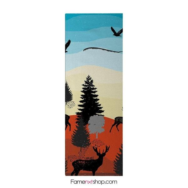 Jungle yoga mat-yoga mat-famenxt