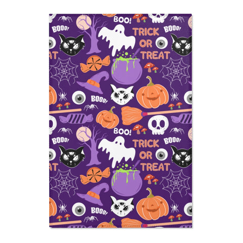 Halloween Scary Area Rugs 2x3, 3x5, 4x6-Home Decor-famenxt
