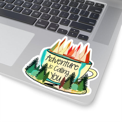 Adventure Is Calling You Stickers - famenxtshop