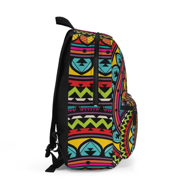 Bohemian Magical Mandala Backpack Premium-Bags-famenxt