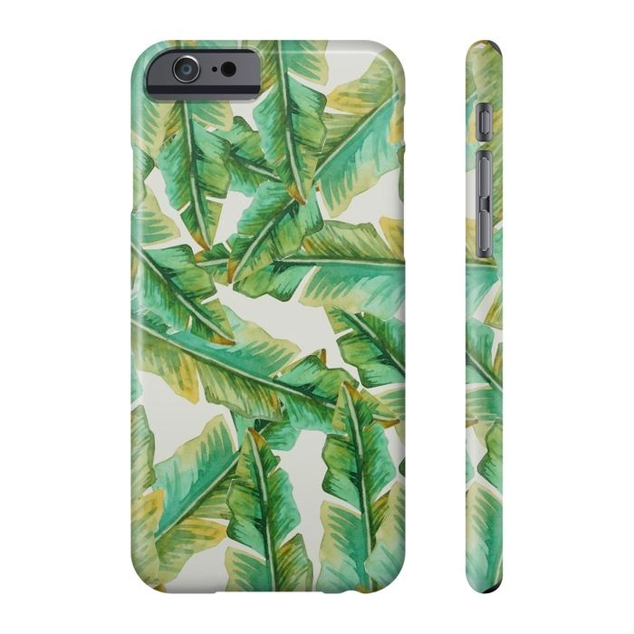 Banana Leaves Tough and Slim Phone cases-Phone Case-famenxt