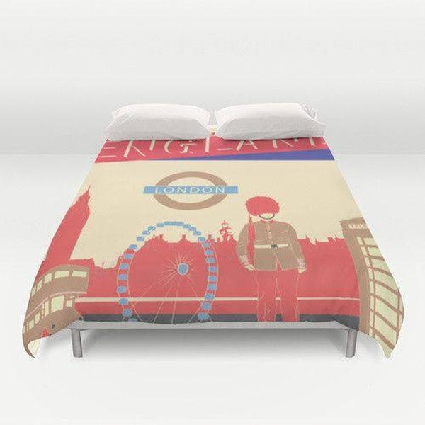 London Duvet Cover - famenxtshop