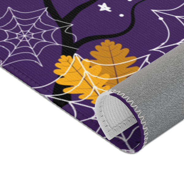 Spooky Boo Halloween Area Rugs 2x3, 3x5, 4x6-Home Decor-famenxt