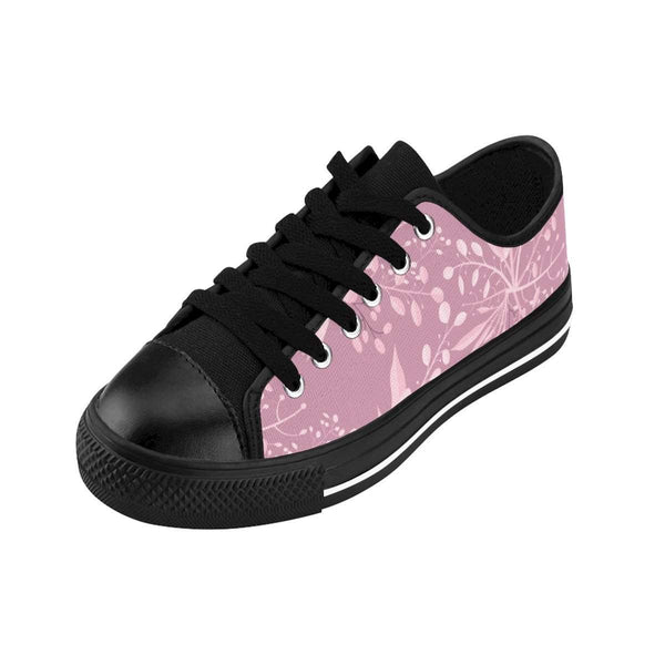 Rose gold bloom Women's Sneakers-Shoes-famenxt