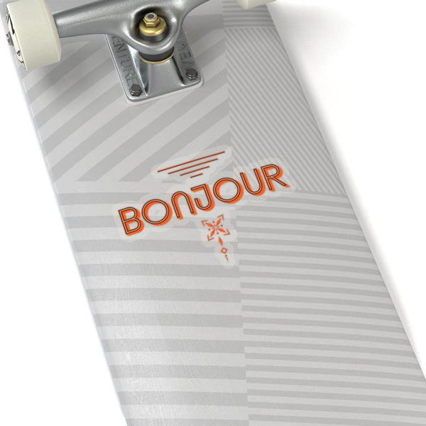 Bonjour Stickers-Paper products-famenxt