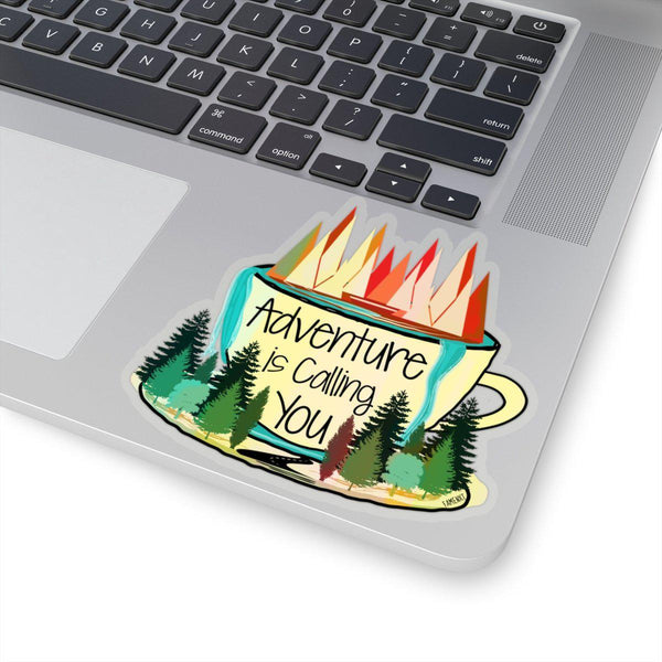 Adventure Is Calling You Stickers-Paper products-famenxt